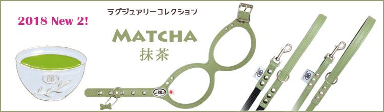Buddy Belts 2018春限定カラー マッチャ